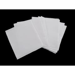 Kit para Bem Casado Crepom Branco c/40 Cromus