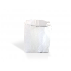 Saco para Lanche Branco c/ 50 unidades – Ultrafest