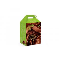 Caixa para Ovo de Páscoa 500g - Chocolate - Cromus