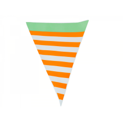Cone Cenoura c/ 50 Unidades - Cromus
