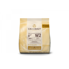 Callets Callebaut Chocolate Branco 28% 400g