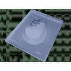 Forma Prática com Silicone para Ovo Vazado Coração 250g N9563 – BWB