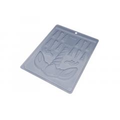 Forma de Acetato Chifre Unicórnio N9660 - Bwb