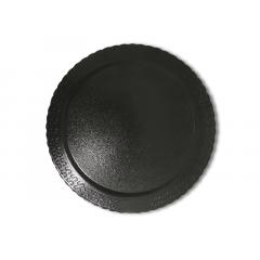 Disco Laminado para Bolos e Tortas Redondo 28cm – Preto – Ultrafest