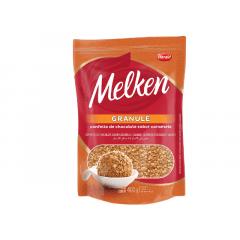Granulado Granulé Caramelo 400g Melken Harald