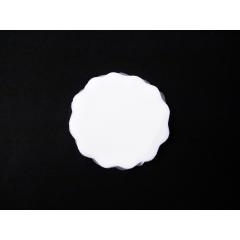 Tapetinho Organza Branco N9 c/50 Regalos