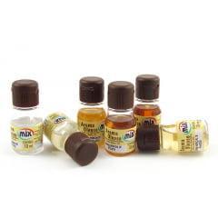 Essência Para Chocolate Nozes 10ml Mix