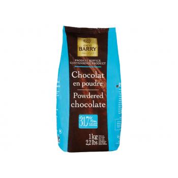 Chocolate em Pó 31,7% Cacao Barry 1kg
