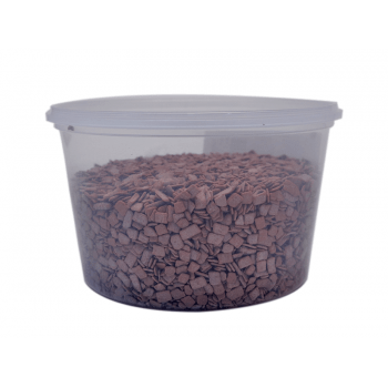 Flakes de Chocolate ao Leite Callebaut 9mm 500g