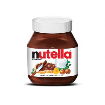 Nutella Creme de Avelã 650 g