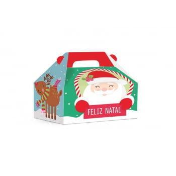 Caixa Maleta Kids P – Feliz Natal - Cromus