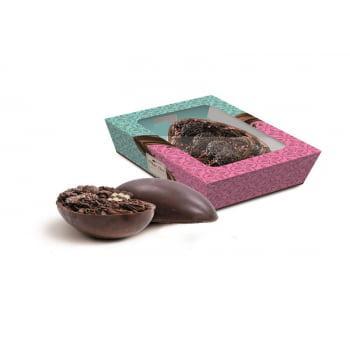 Caixa para Ovo de Colher 250g – Chocolatier - Cromus