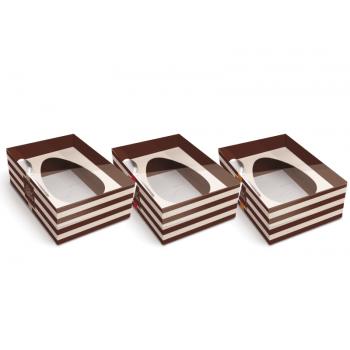 Caixa para Ovos de Colher 500g - Hit Sortidos - Cromus