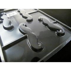 Forma de Acetato Pirulito Bigode N3490 Nishimoto