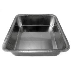 Forma para Bolo Quadrada em Alumínio 20 cm Caparroz