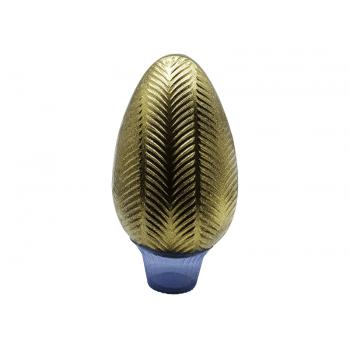 Forma Prática com Silicone para Ovo Textura Pluma 250 g Bwb