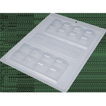 Forma Prática com Silicone Tablete Barra N9697 - BWB