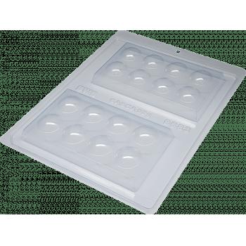 Forma Prática com Silicone Tablete Bolinha N9683 - BWB
