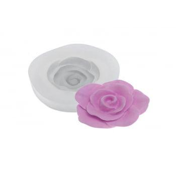Molde de Rosa Kristal 395- Flexarte