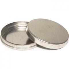 Lata de Alumínio Prata 5x1 Metalúrgica Líder
