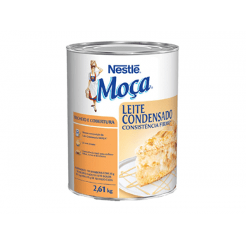 LEITE CONDENSADO 2,61KG MOCA