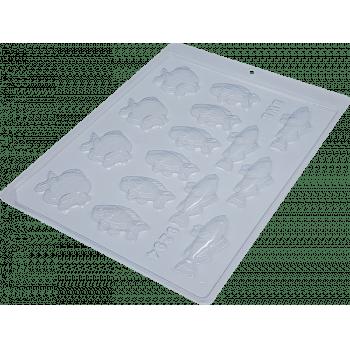 Forma de Acetato Peixes 1 N9294 - BWB