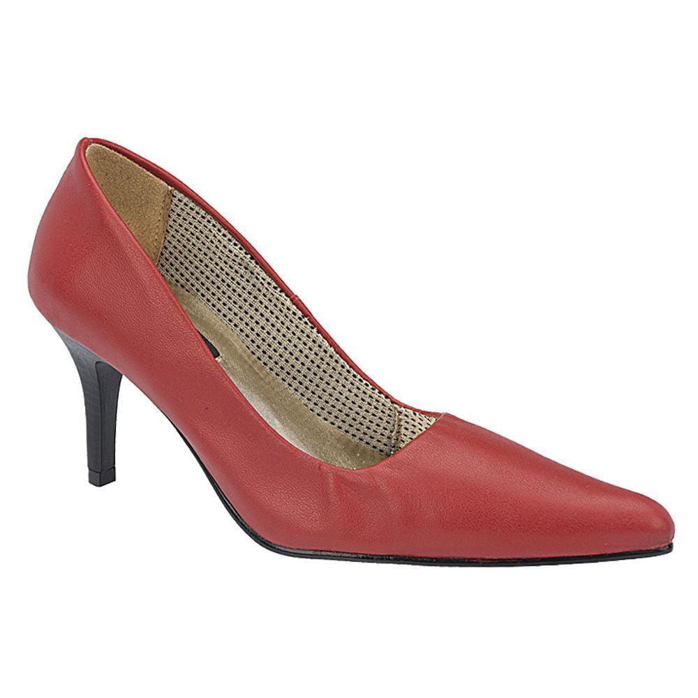 Sapatos Salto 6cm - 1239BO