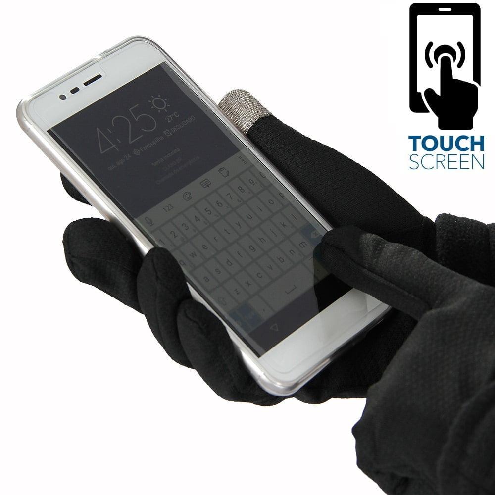 Luva de Frio Segunda Pele X-Thermo Touch Screen