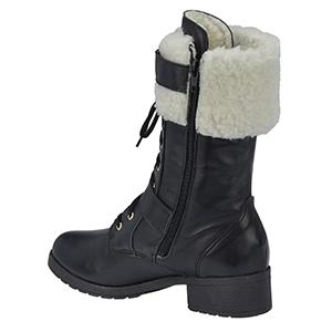 Botas Para Neve Forradas com Lã Sintética - 21003nGI