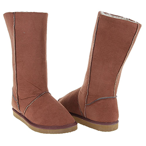 Botas Estilo Ugg Brown - 503FE