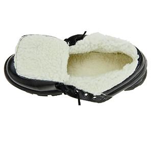 Botas Para Neve Masculina Forradas com Lã Sintética - 2406nGI