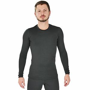 Blusa Térmica Masculina Segunda Pele - Cinza