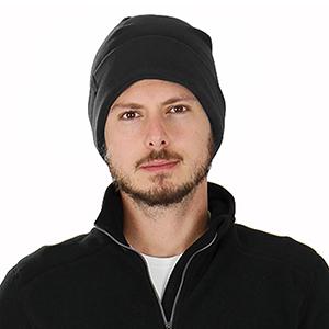 Gorro Térmico Masculino Microfleece Preto