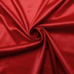 Tecido Cetim Liso Vermelho