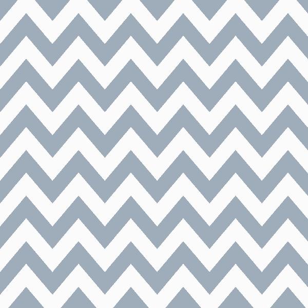 Tricoline 100% algodão Zig Zag Chevron Cinza DX1676-11 - Chevron