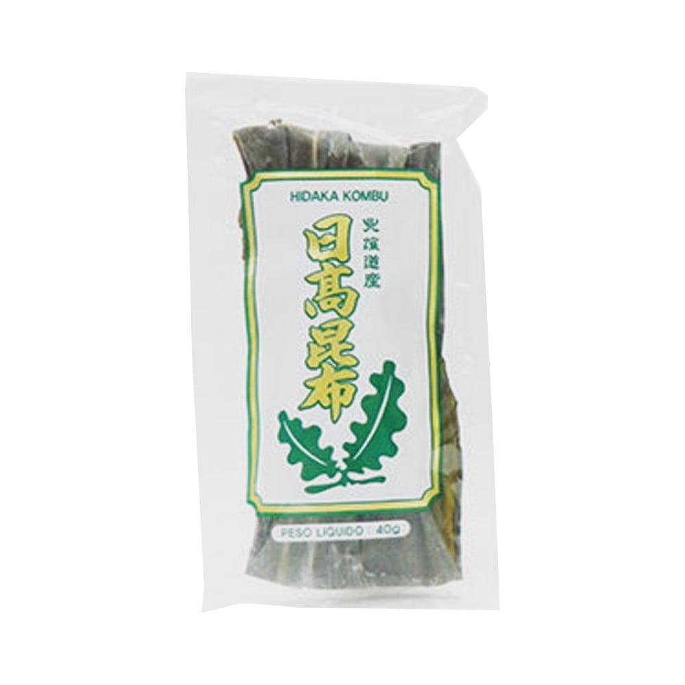 Alga Marinha Hidaka Kombu - 40 gramas