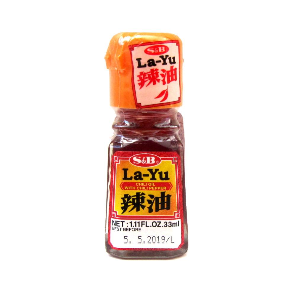 Layu Oléo de Pimenta Chili - 33 mL