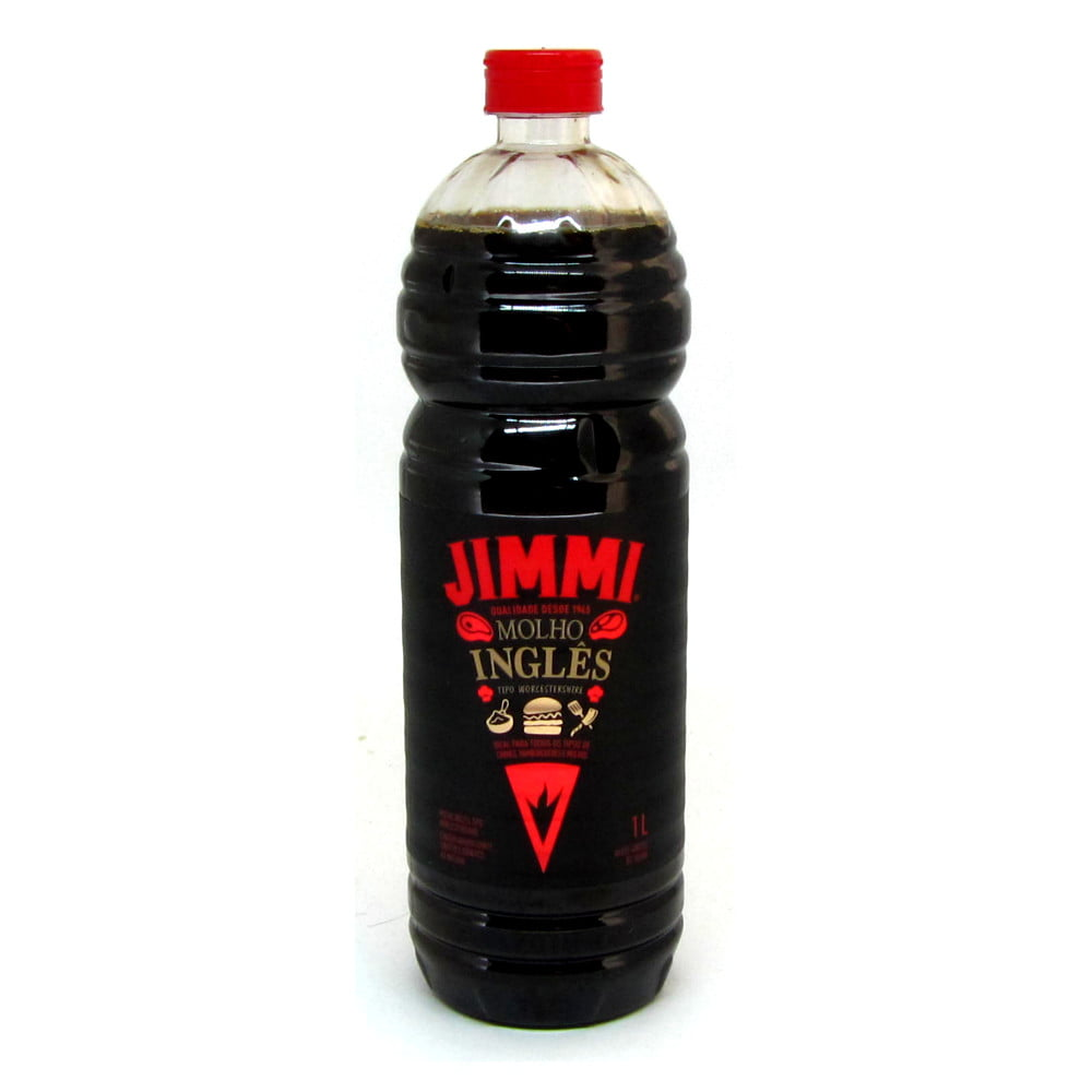 Molho Inglês Tipo Worcestershire Jimmi - 1000 mL