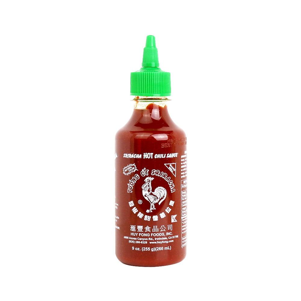 Molho de Pimenta Sriracha Hot Chili Sauce - 266 mL