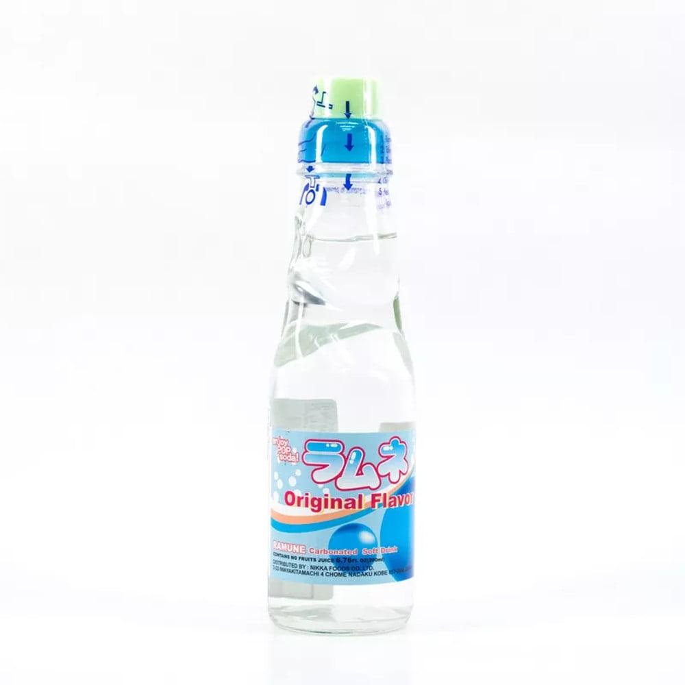 Refrigerante Japonês Ramune Sabor Original Limão- 200mL