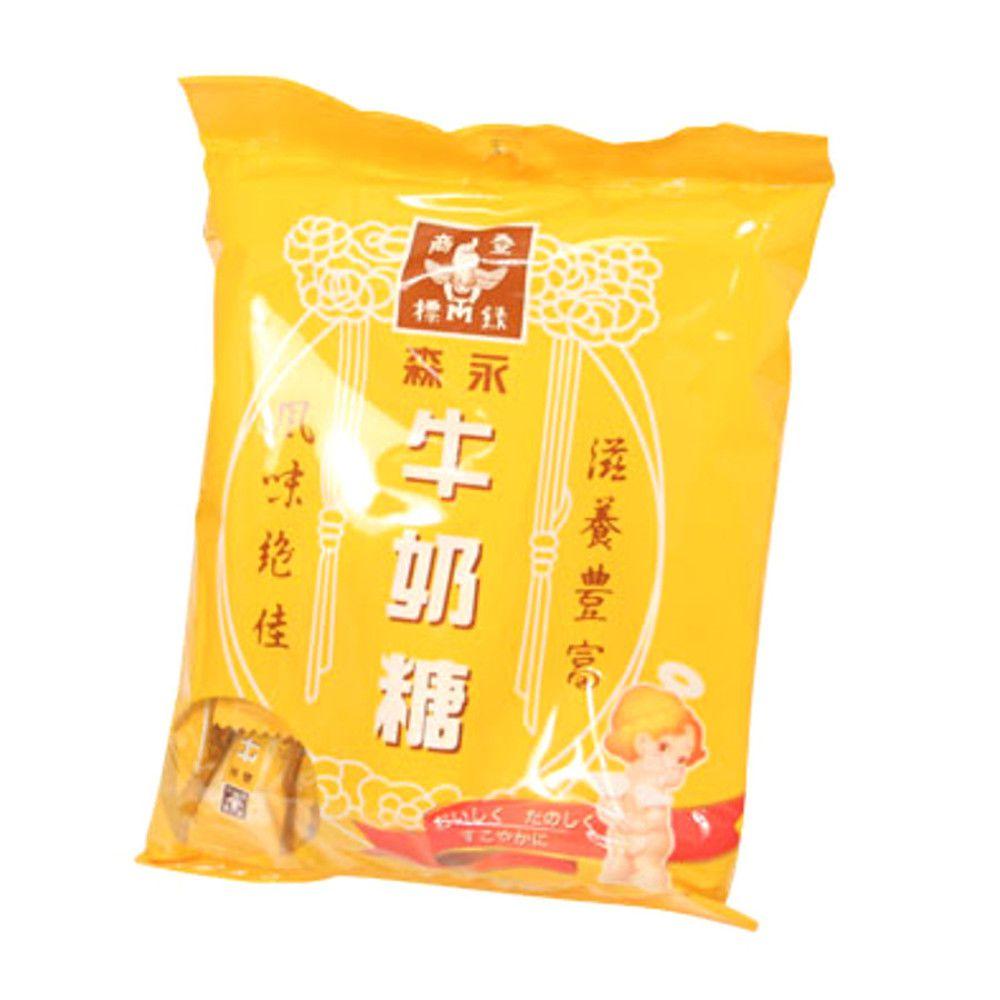 Bala Japonesa Sabor Caramelo Morinaga Original - 150 gramas