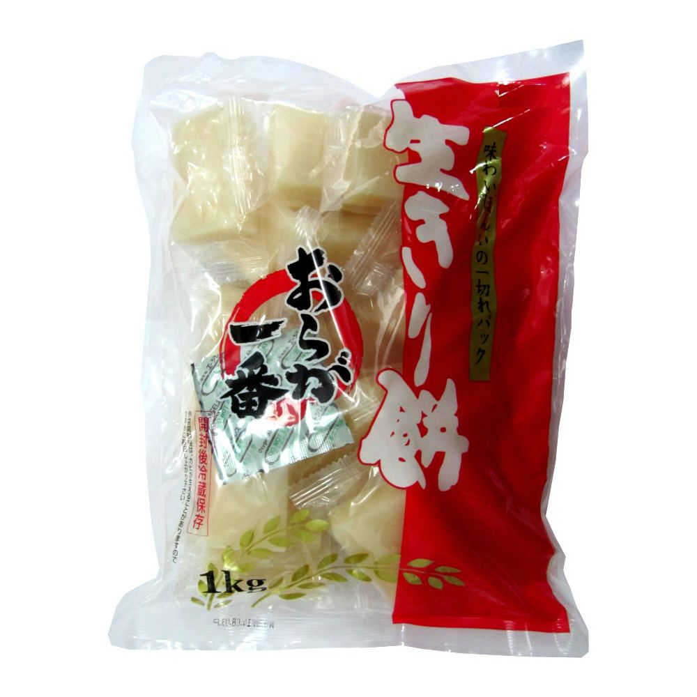Moti em Tabletes Kirimochi Maruzen - 1 Kg