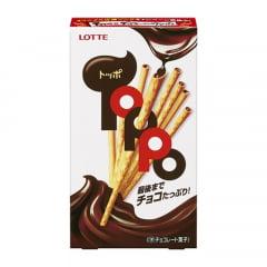 Biscoito Palito Japonês ToPPo Chocolate Original - 72g