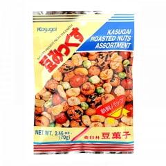 Salgadinho Japones Sortido MAME MIX Aperitivo  - 63 gramas