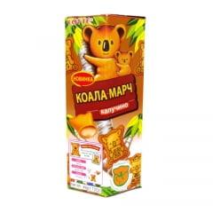 Biscoito Koala com Recheio de Cappuccino Lotte - 49 gramas