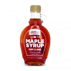 Xarope De Bordo Maple Syrup Natural Canada Taste&CO - 100% Puro