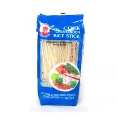 Macarrão de Arroz Cock Chantaboon Rice Stick - 375 gramas
