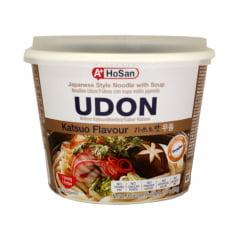 Macarrão Lamen Coreano Udon Pré-Cozido Sabor Katsuo - 220 gramas
