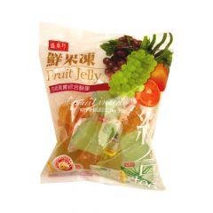 Mini Gelatinas de Frutas Sortidas Fruit Jelly – 350 gramas