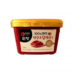 Pasta de  Pimenta Coreana Gochujang - 500 gramas
